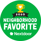 Nextdoor Neighborhood Favorite, 2019 Winner